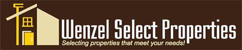 WENZEL SELECT PROPERTIES