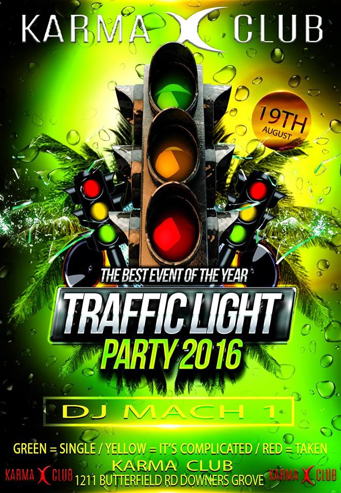 Captivating Traffic Light Party_732415616