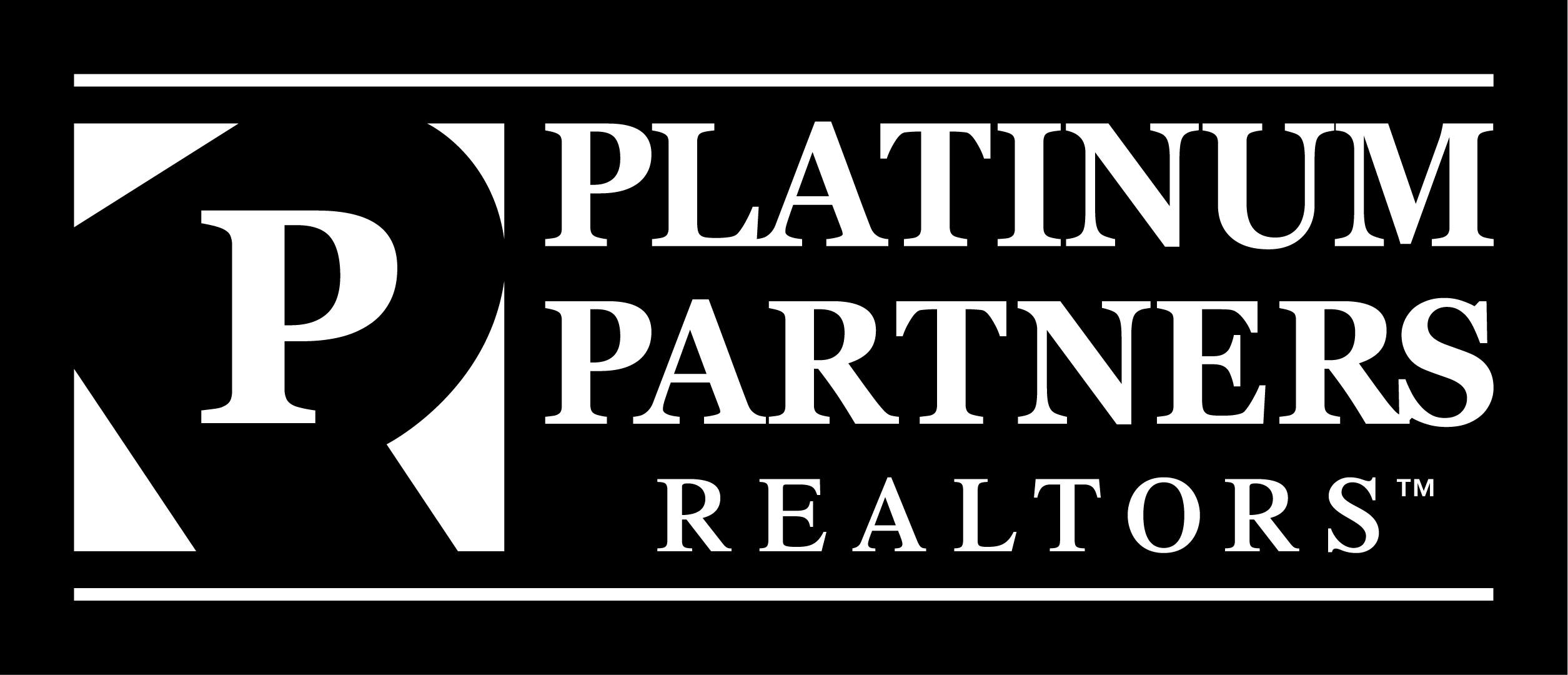 PLATINUM PARTNER REALTORS