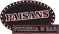 PAISANS PIZZERIA AND BAR